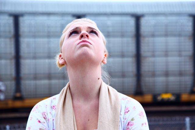 """Foto: D. Sharon Pruitt, """"Waiting For The Sky To Fall"""", CC-Lizenz (BY 2.0) http://creativecommons.org/licenses/by/2.0/de/deed.de Das Bild stammt aus der kostenlosen Bilddatenbank www.piqs.de"""
