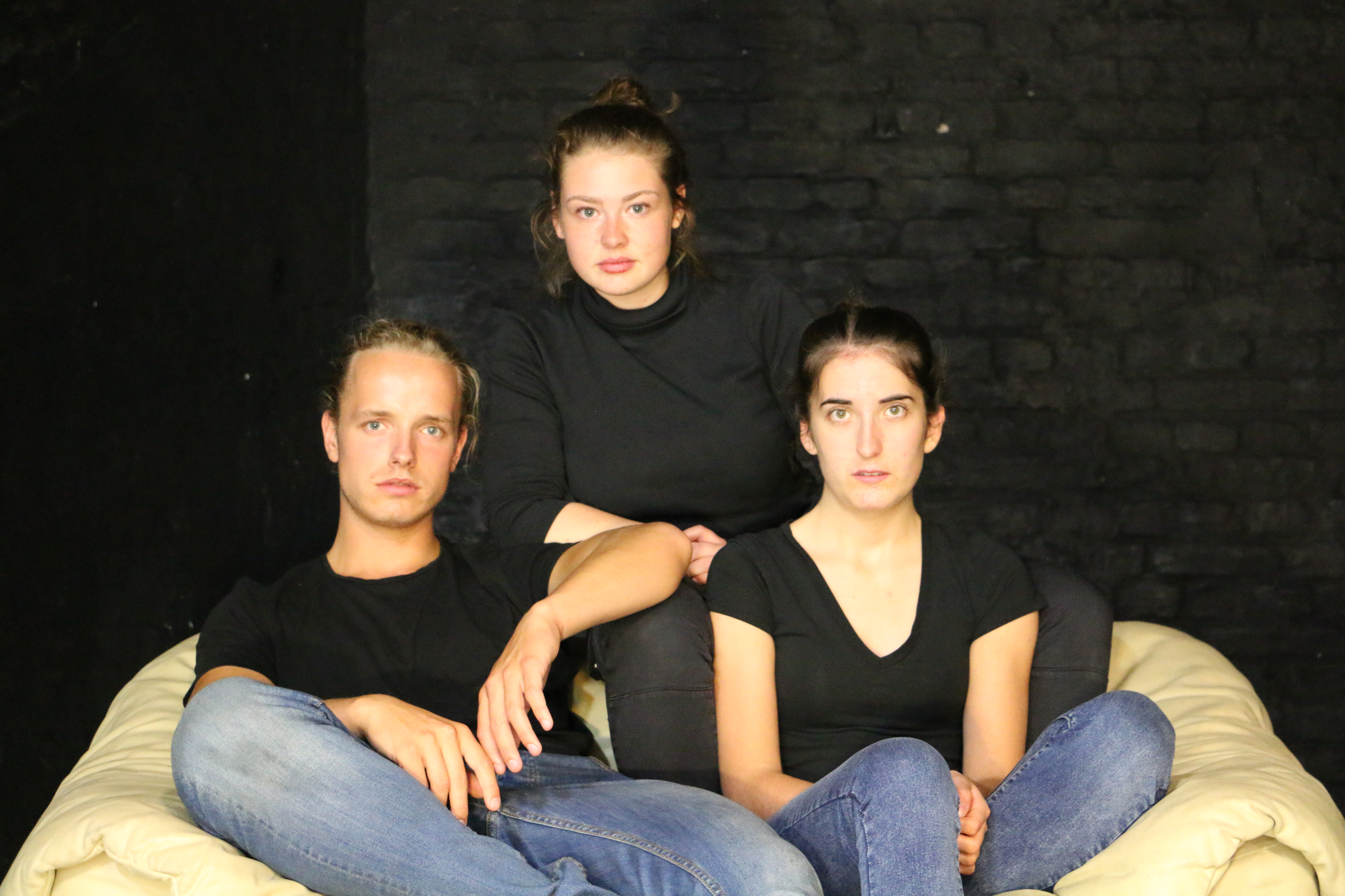 Paul Hölters, Liesa Strehler, Carina Mischke (v.l.n.r.)