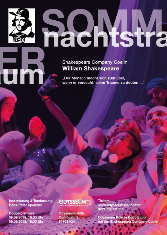 Ein Sommernachtstraum im Odysseum Theater