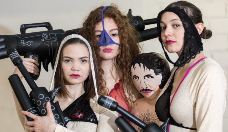 Die Textil-Trilogie / TAK, Foto: Patric Prager