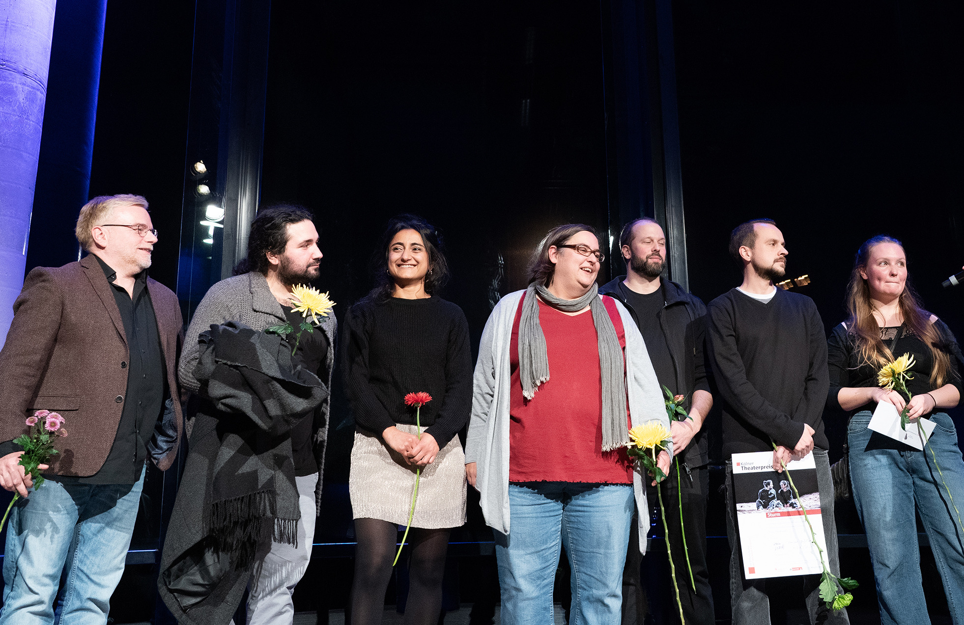 Theaterpreis 2019 an TAK-Dozent Tim Mrosek