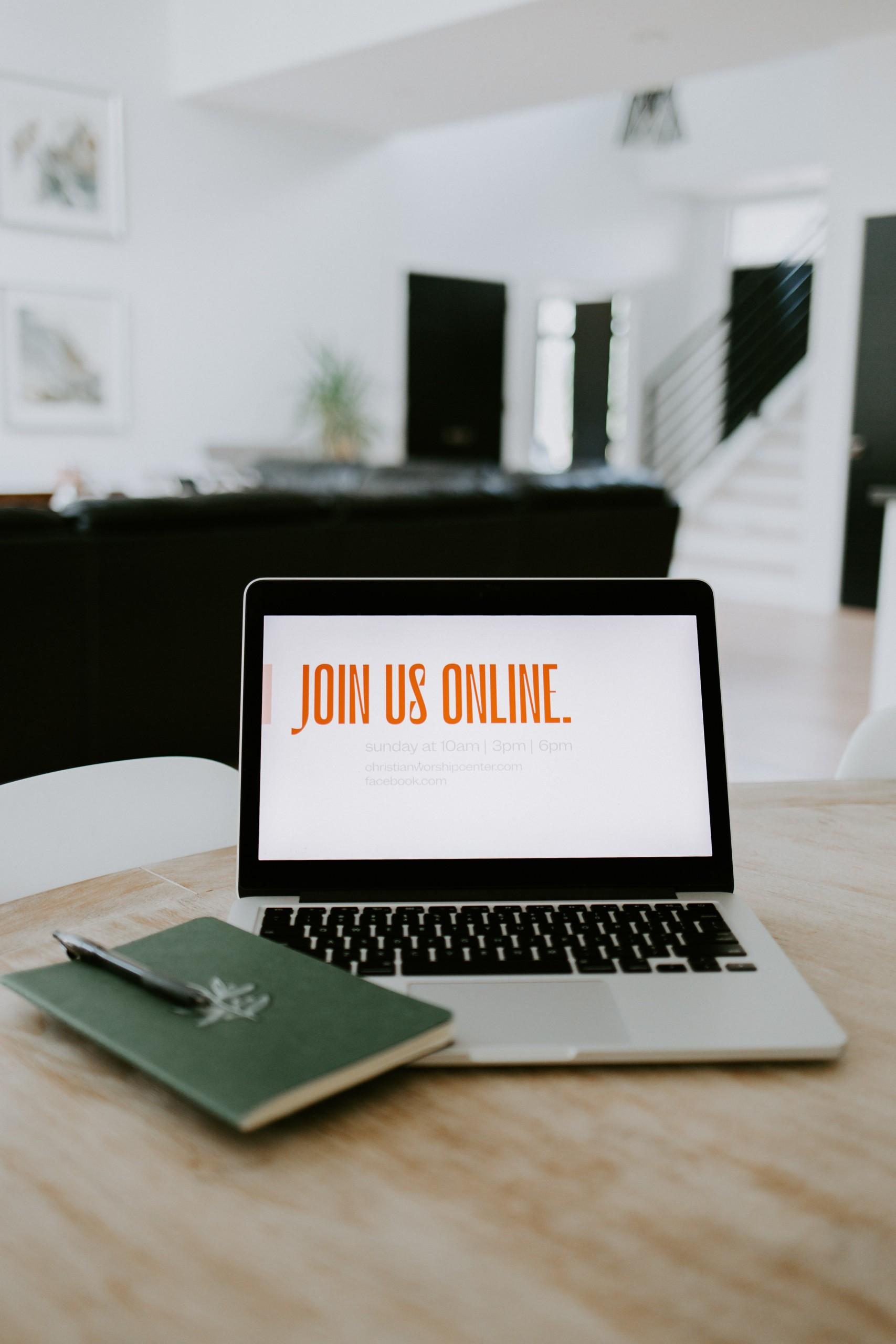 Neu: Onlineworkshops