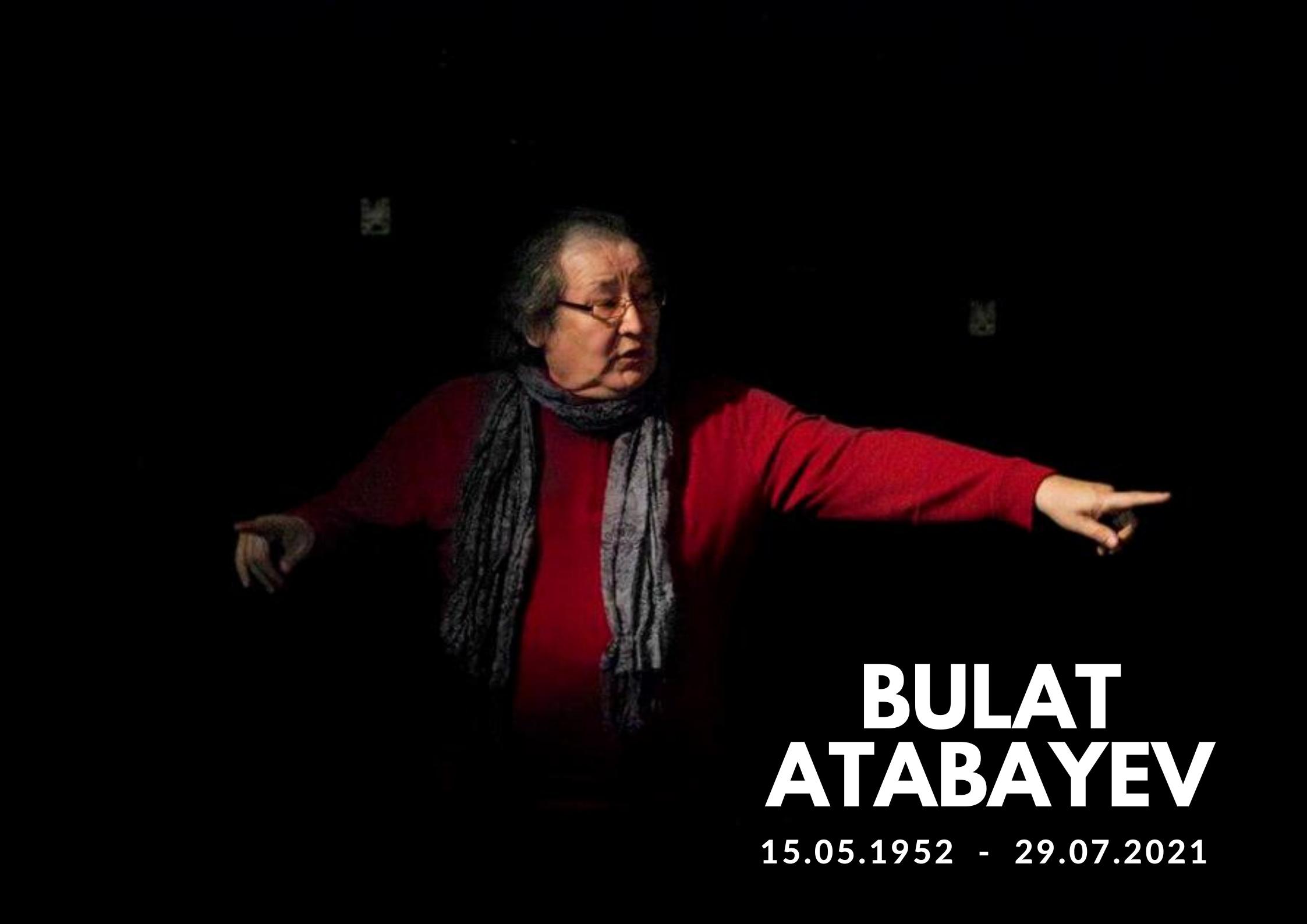 Trauer um Bulat Atabayev